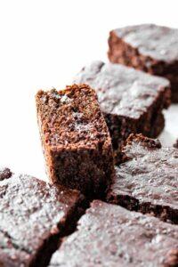 Quinoa Brownie Cake (Gluten Free, Dairy Free)