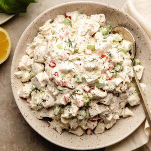 Instant Pot Chicken Salad